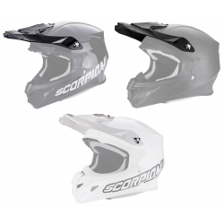 Visière de casque SCORPION VX-21 AIR Solid