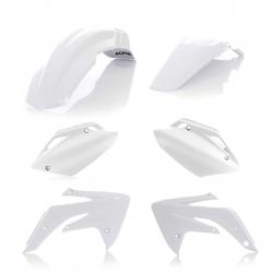 Kit plastiques complet ACERBIS HONDA CRF150R '07/17 - Blanc