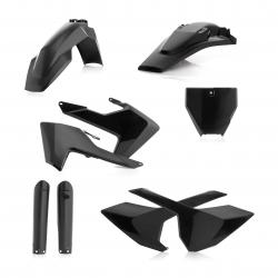Kit plastiques super complet ACERBIS HUSQVARNA TC/FC '16/17 - Noir