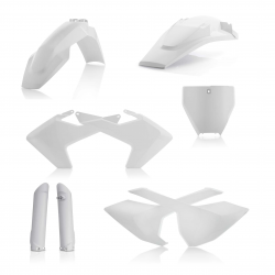 Kit plastiques super complet ACERBIS HUSQVARNA TC/FC '16/17 - Origine