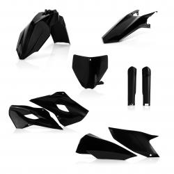 Kit plastiques super complet ACERBIS HUSQVARNA TE/FE '15€ - Noir