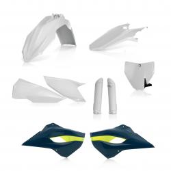 Kit plastiques super complet ACERBIS HUSQVARNA TE/FE '16 - Origine