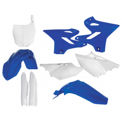 Kit plastiques super complet ACERBIS YAMAHA YZ €'15/17 - Origine