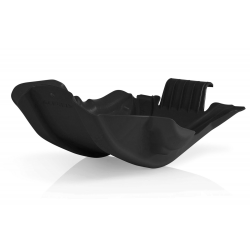 Sabot moteur ACERBIS - KTM/HVA 450/500 '12/16 - Noir