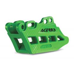 Guide + patin de chaîne ACERBIS 2.0 - KAWASAKI KXF450 '16/17 - Vert