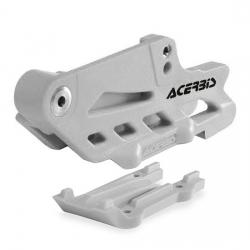 Guide chaîne ACERBIS 2.0 - KTM/HVA '12/17 - Blanc