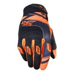 Gants SHOT CONTACT CLAW Neon Orange