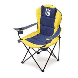 Chaise pliable PADDOCK HUSQVARNA