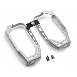 Protège-radiateurs aluminium HUSQVARNA