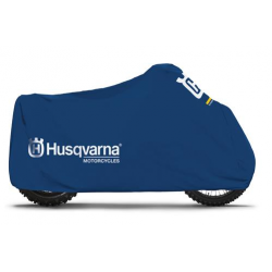 Housse de protection de moto HUSQVARNA