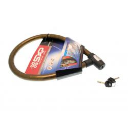 Antivol câble  1,50m