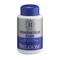 BELGOM Rénovateur cuir - Flacon 250mL