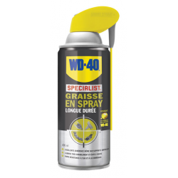 Graisse WD40 SPECIALIST® - Spray double position 400mL