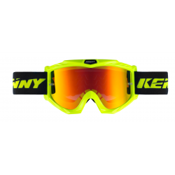 Lunettes KENNY TRACK+ - Jaune Fluo