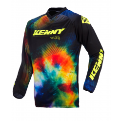Maillot KENNY PERFORMANCE - Tie And Dye
