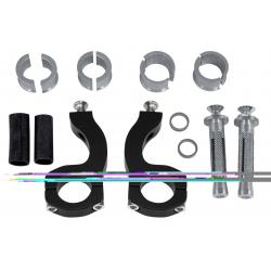 Kit de montage X-STRONG pour protège-mains ACERBIS
