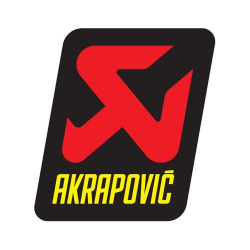 Autocollant AKRAPOVIC 47×60mm