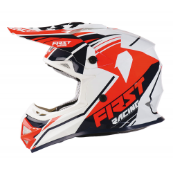 Casque K2 2017 FIRST RACING - Orange