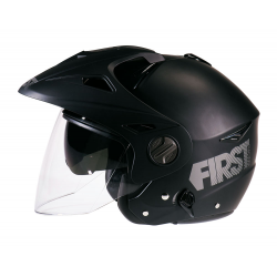 Casque EXPLORER 2 FIRST RACING - Noir