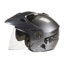 Casque EXPLORER 2 FIRST RACING - Titanium
