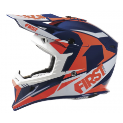Casque T3 2017 FIRST RACING - Orange
