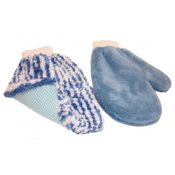 Kit de gants nettoyage + lustrage OXFORD