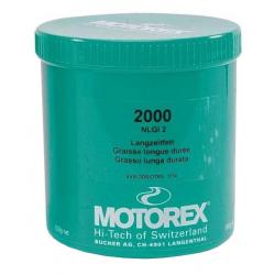 Graisse longue durée MOTOREX LONG TERM 2000 - Pot 850g