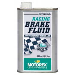 Liquide de frein MOTOREX RACING BRAKE FLUID - 500mL