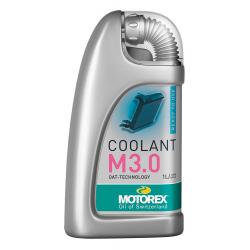 Liquide de refroidissement MOTOREX COOLANT M3.0 - 1L