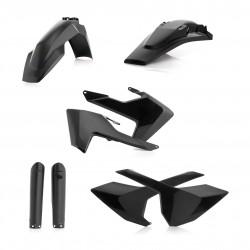 Kit plastiques super complet ACERBIS HUSQVARNA TE/€FE '17 - Noir