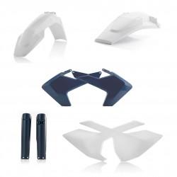 Kit plastiques super complet ACERBIS HUSQVARNA TE/€FE '17 - Origine