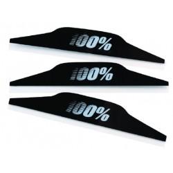 Mup-flaps pour système roll-off 100% - Pack de 3