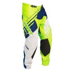 Pantalon DATA 2016 FIRST RACING - Vert fluo