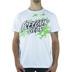 T-shirt FREEGUN Homme - GRUNGE