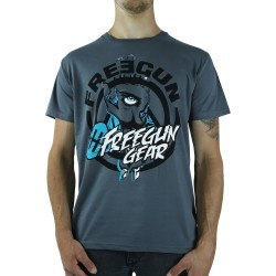 T-shirt FREEGUN Homme - TETRA