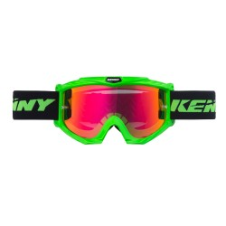 Lunettes KENNY TRACK+ - Vert fluo
