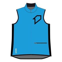 Bodywarmer RACER 2018 FIRSTRACING - Bleu