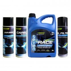 Pack 2 temps SEVEN RACE