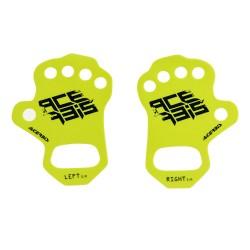 Sous-gants anti-ampoules ACERBIS - Jaune fluo