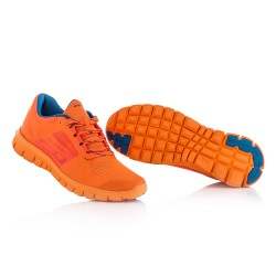 Chaussures running corporate ACERBIS - Orange fluo