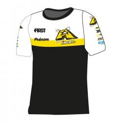 Tshirt polyester ATOMIC MOTO personnalisé
