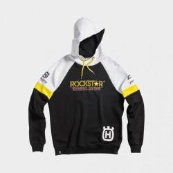 Sweat à capuche noir replica Factory ROCKSTAR team