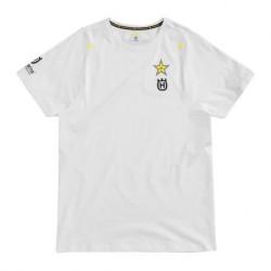 Tshirt replica Factory ROCKSTAR team - Blanc