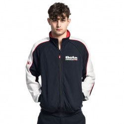 Veste sweatshirt zippée Beta Racing