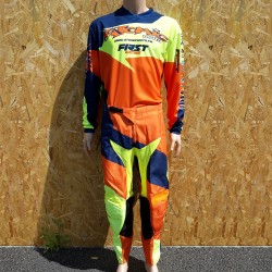Tenue First Atomic 2017- Orange