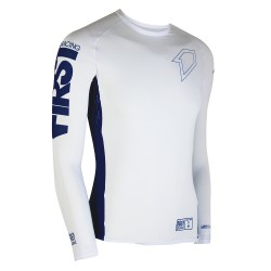 Maillot Skinny Fit FIRSTRACING - Blanc
