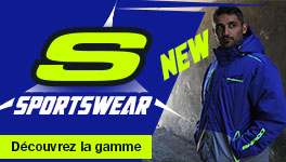 Sportswear SHERCO Disponible