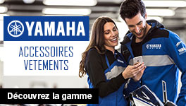 Vêtements et Accessoires YAMAHA Racing