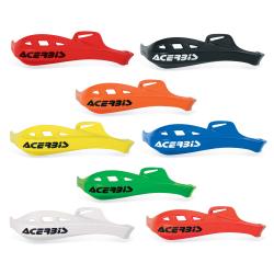 Plastiques de rechange pour protège-mains ACERBIS RALLY PROFILE