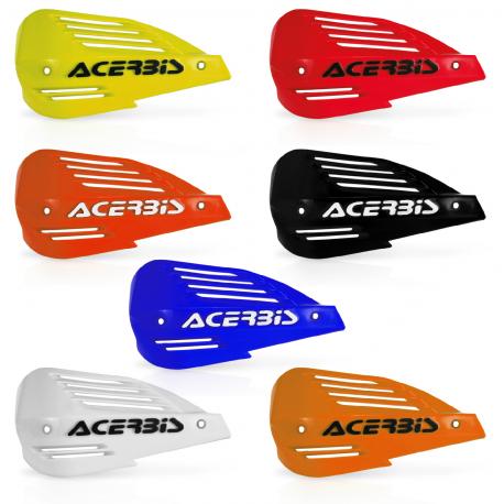 Plastiques de rechange pour protège-mains ACERBIS ENDURANCE